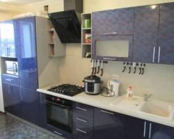 Кухни с фасадами